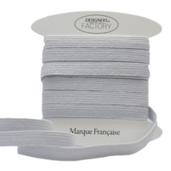 Elastique blanc 1cm - grossiste mercerie