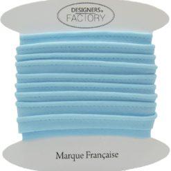 passepoil bleu layette