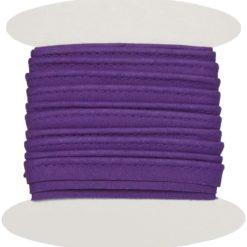 passepoil coton violet