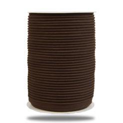 Passepoil coton marron - Grossiste mercerie