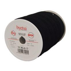 Passepoil coton noir - Grossiste mercerie