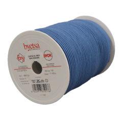 Passepoil coton bleu - grossiste mercerie