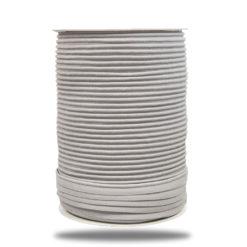 Passepoil coton gris - grossiste mercerie