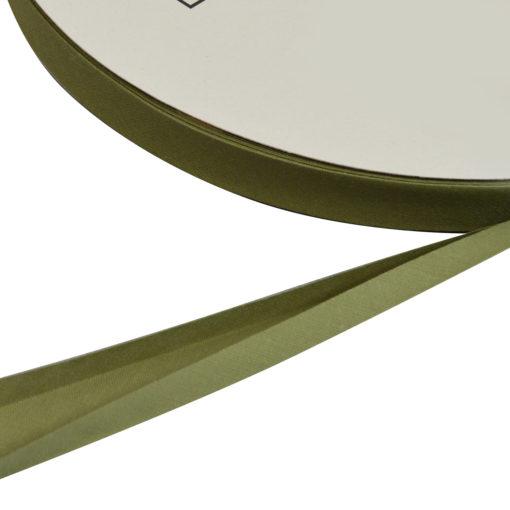 Biais coton vert - Grossiste mercerie